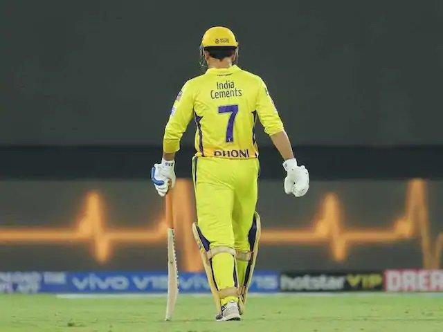 dhoni plays IPL