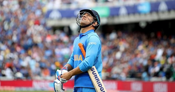 Mahi Calls Time On His Career & Even Though Our Hearts Are Heavy, We Just Want To Say, Thank You - ScoopWhoop
