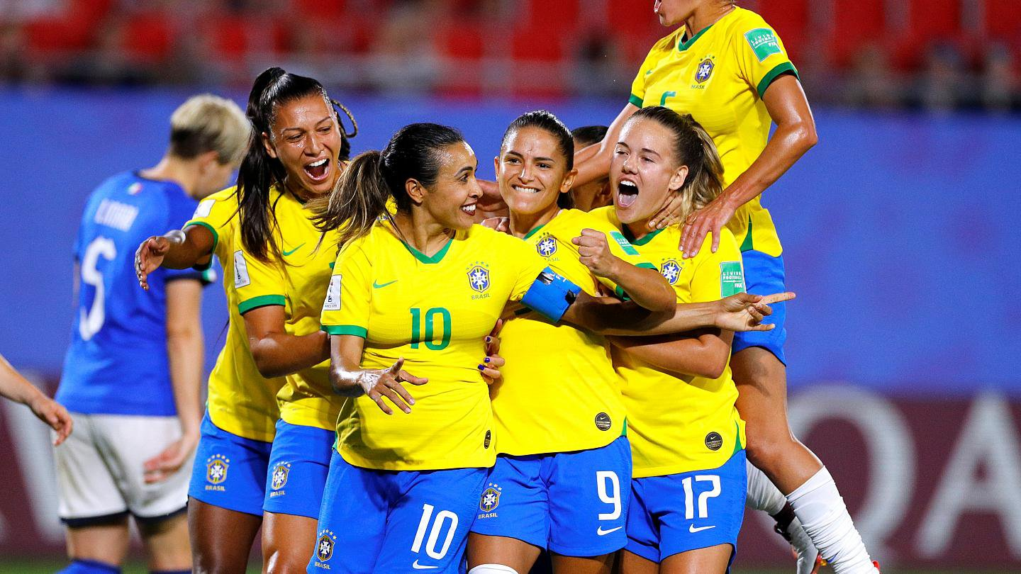 Historic & Welcome: Brazil To Give Equal Pay To Mens