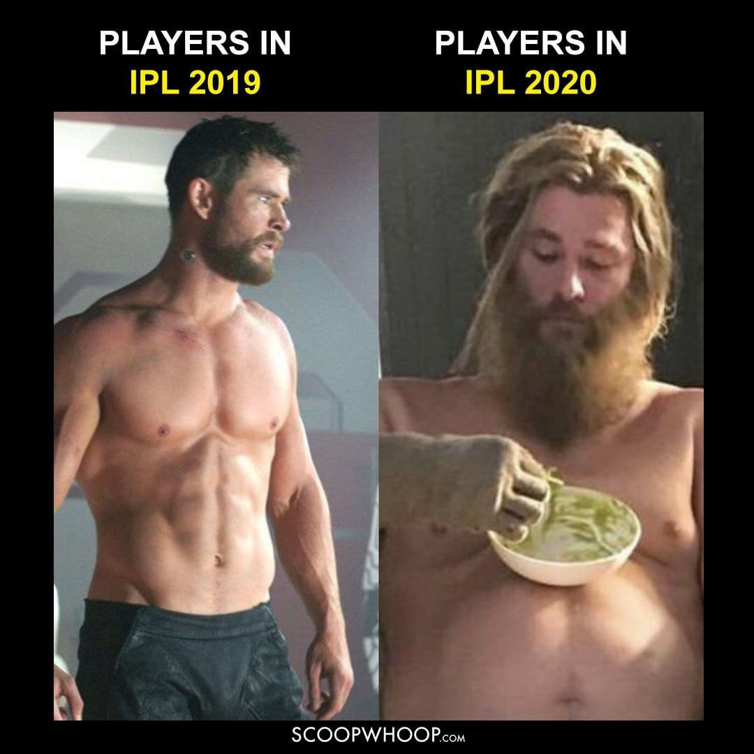 Players In IPL, Then Vs Now