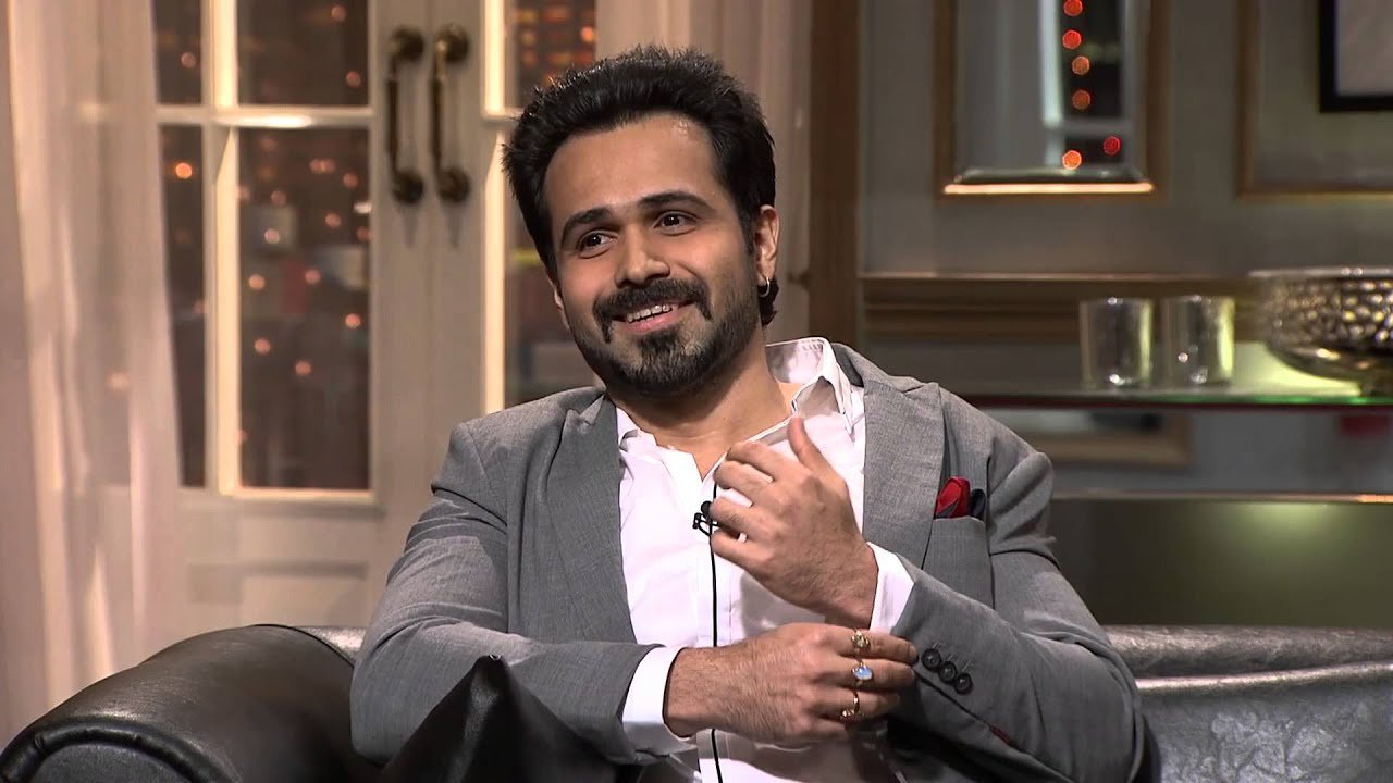 emraan hashmi on koffee with karan