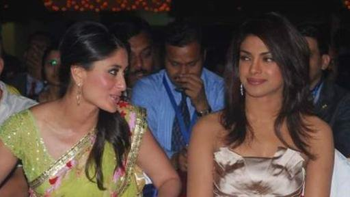 Priyanka Cjopra on Kareena Kapoor Khan