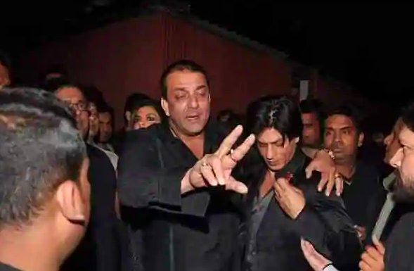 Shah Rukh Khan & Shirish Kunder