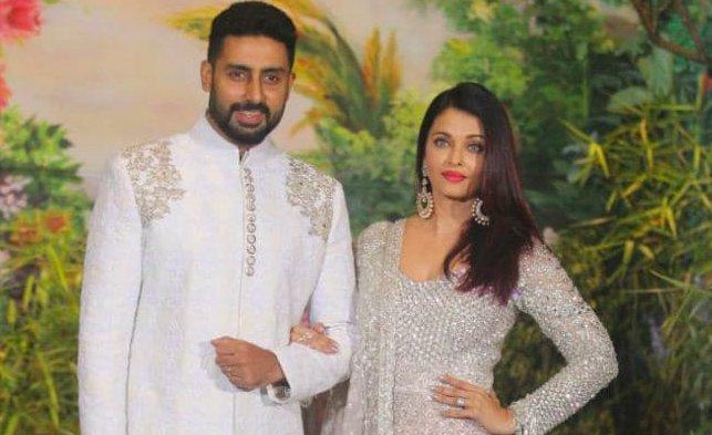 aishwarya rai at sonam kapoor wedding