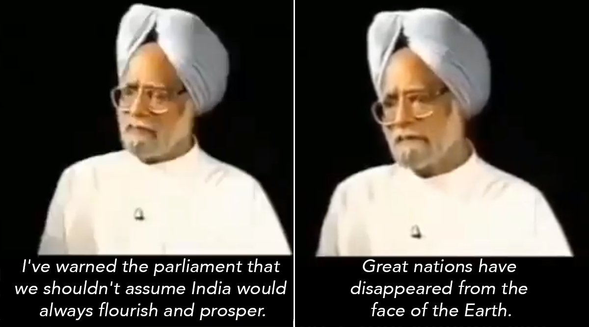 11 Things Dr Manmohan Singh Said That We Probably Shouldn't Have Ignored