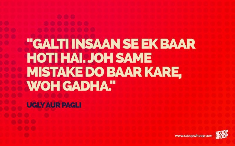 33 Bollywood Dialogues Your Harami Friend Uses To Console
