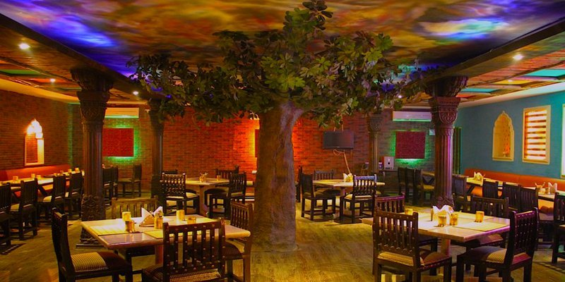 15 Fancy Places In Delhi Where You Can Have A Meal For
