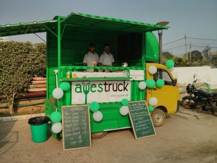 11 Food Trucks In & Around Delhi Every Foodie Should Drive