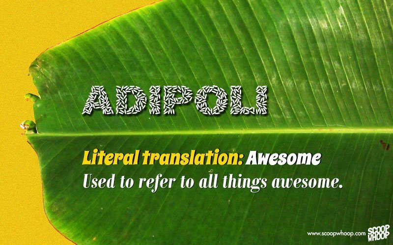 15 Quirky Malayalam Words You Should Add To Your Vocabulary