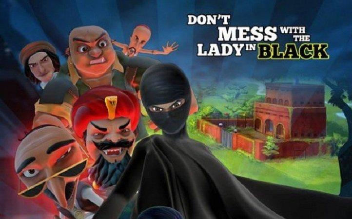 Zeeq Cartoon Characters : Look it s a crow fighter jet no burka