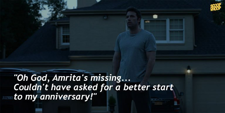 If Gone Girl Were An Episode Of Crime Patrol, This Is What