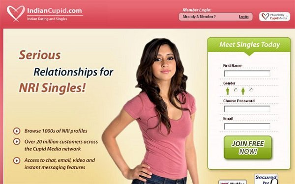 Free online dating indian website