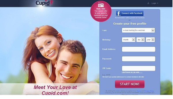 Up for it dating website