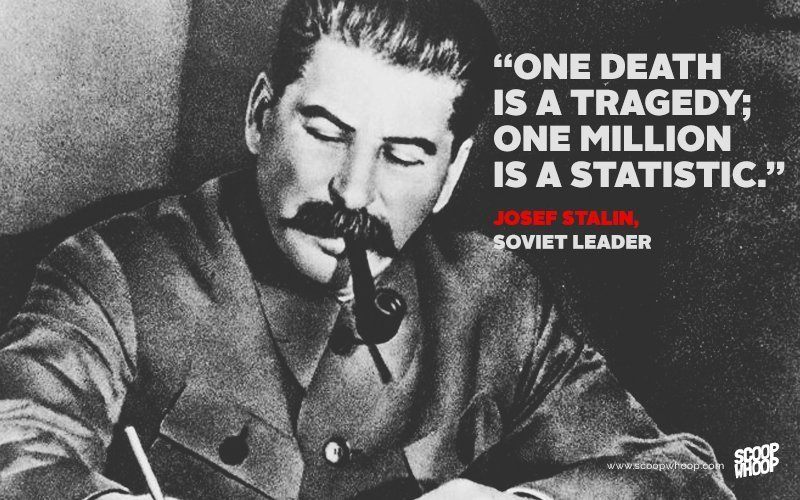 60 Surprisingly Sensible Quotes From Famous Dictators And Evil Leaders Best Famous Leadership Quotes