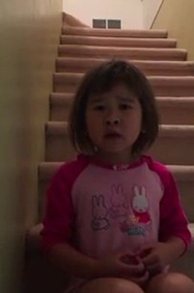 This 6 Year-Old's Mature Advice To Her Divorced Parents Left
