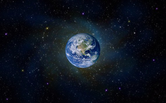 Image result for earth tiny from space