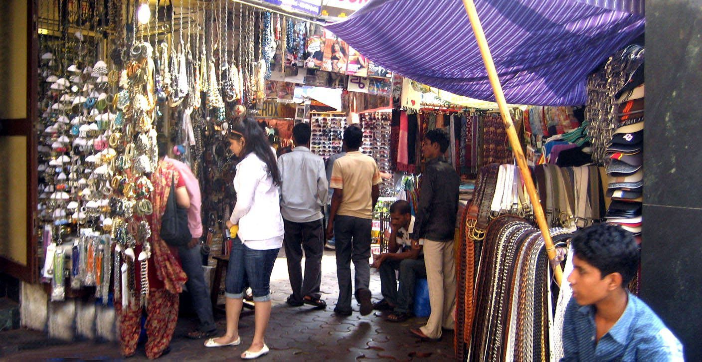 mumbai shopping places