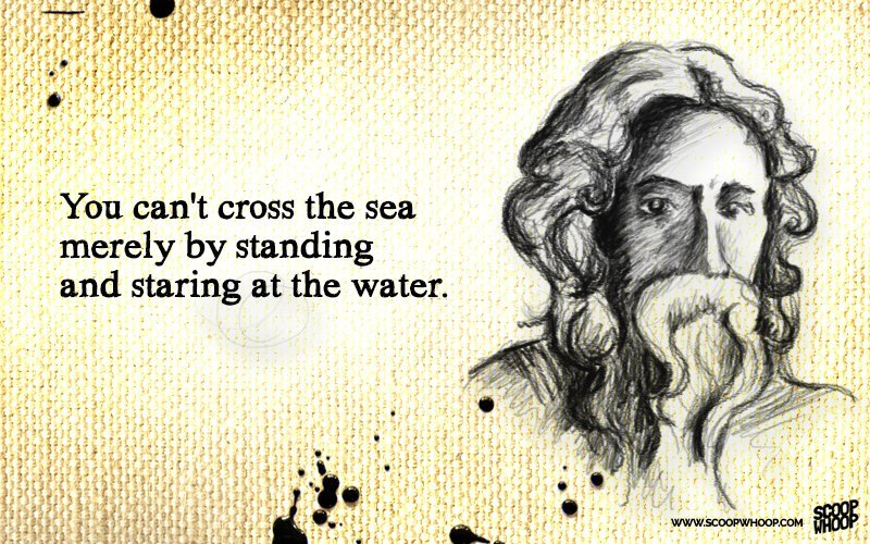 21 Beautiful Quotes By Rabindranath Tagore That Will Change Your
