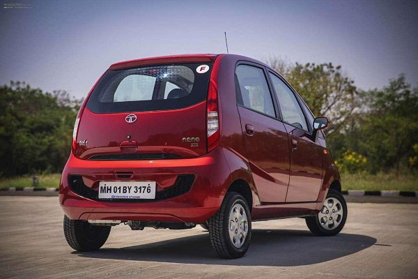 Image result for The Tata Nano