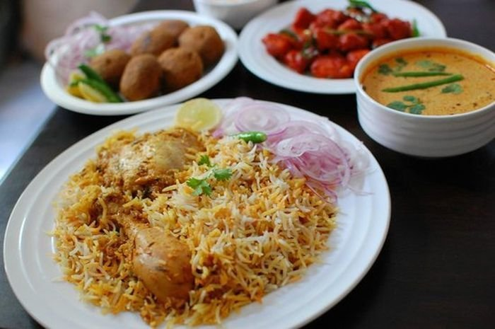 15 places that serve the best biryani in delhi ncr for Awadhi cuisine ppt
