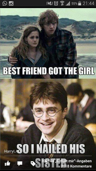 These Pictures Have Been Compiled From This Harry Potter Jokes Thread On Quora