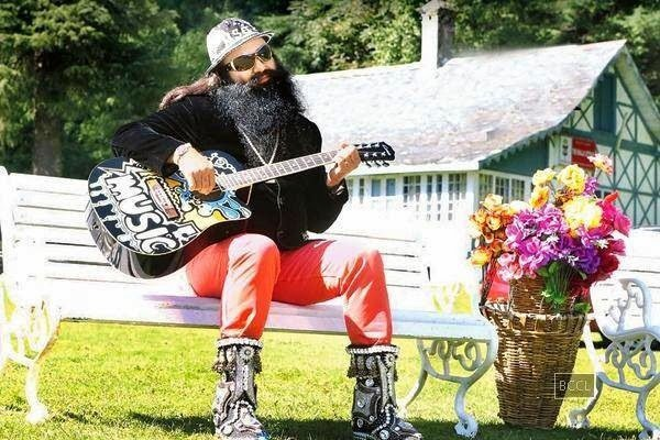 21 Photos Of Gurmeet Ram Rahim Singh That Prove He Is Just Too Cool