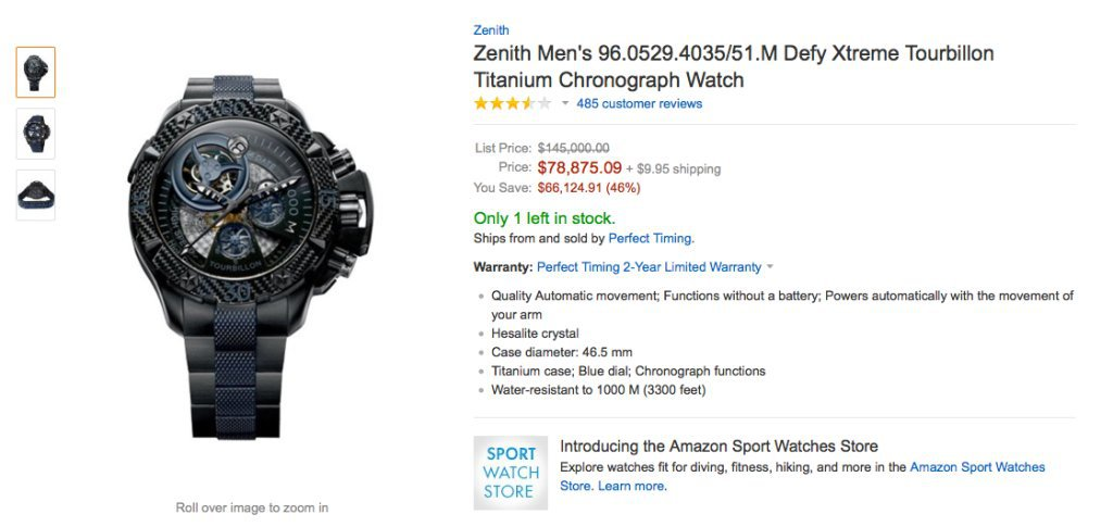 perfect timing watches reviews